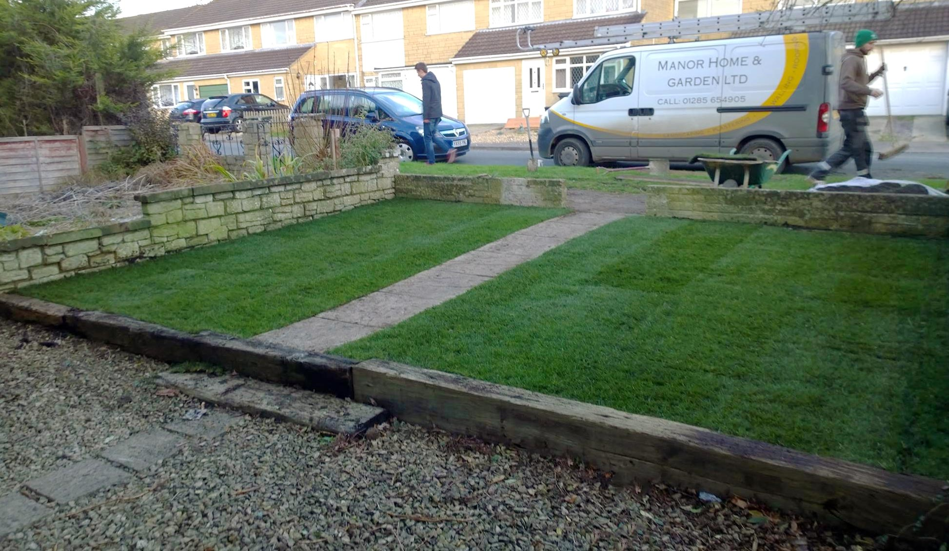 Re-turf Garden