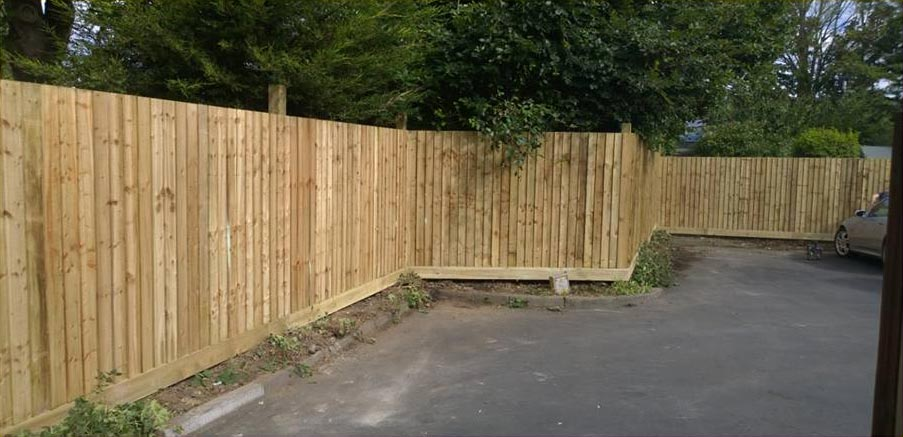 Fencing Project After